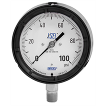 Bourdon Tube Pressure Gauge models 232.34, 233.34